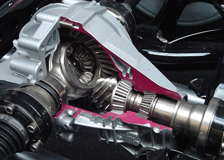 Houston auto differential   repair faq